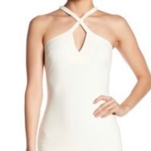 (NWT) Likely •  White Charles Dress (Size 6)
